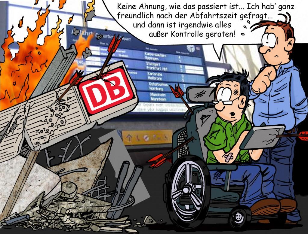 DB Schlacht