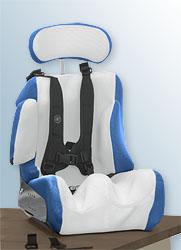 Sitzschale eins