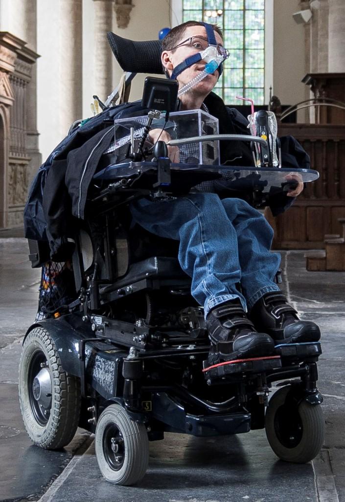 super-Rollstuhl